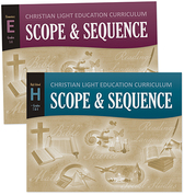 Scope and sequence set grades 1 12
