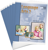 Language arts 2 lu set