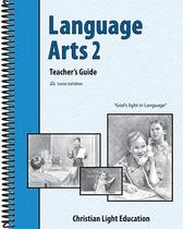 Language arts 2 tg