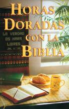 Horas doradas con la biblia