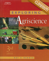Exploring agriscience 3rd edition