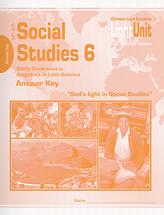 Social studies 6 ak 1