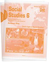 Social studies 6 ak set