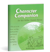 Character companion for the milller family series