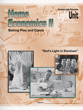 Home economics ii lu 2