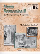 Home economics ii lu 3
