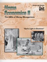 Home economics ii lu 4