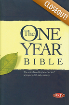 Bible %e2%80%a2 one year bible nkjv