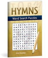 Hymns word search puzzles