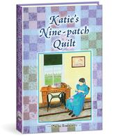 Katie's nine patch quilt