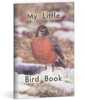 My little bird book
