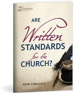 Are written standards for the church