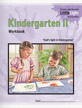 Kindergarten ii workbook
