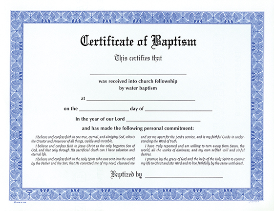 Consider, that adult baptism certificates apologise, but