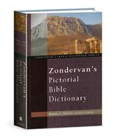Zondervan's pictorial bible dictionary