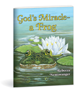 God's miracle  a frog