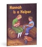 Hannah is a helper