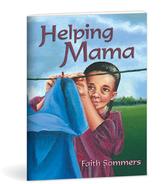 Helping mama