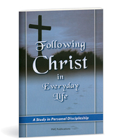 Following christ in everyday life