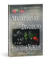 El matrimonio el divorcio y las segundas nupcias