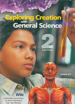 Exploring creation with general science cd course