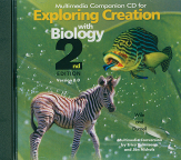 Exploring creation with biology companion cd