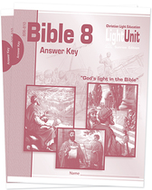 Bible 8 ak set