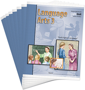 Language arts 3 lu set