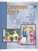 Language arts 3 lu