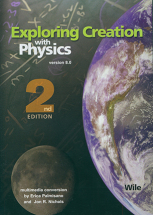 Exploring creation with physics cd course