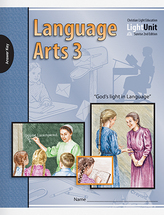 Language arts 3 ak