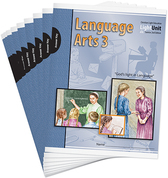 Language arts 3 ak set