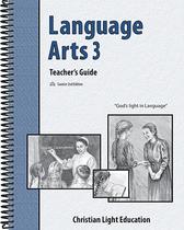 Language arts 3 tg