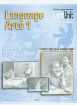 Language arts 1 lu