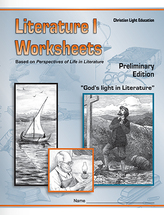 Literature i worksheets