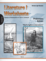 Literature i worksheets ak