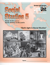 Social studies 5 lu