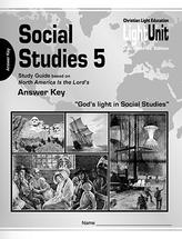 Social studies 5 ak