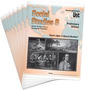 Social studies 8 lu set