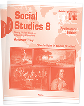 Social studies 8 ak set