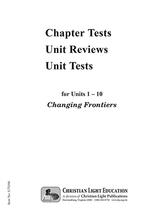 Social studies 8 tests   reviews