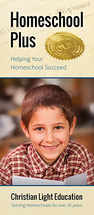 Homeschool plus brochure