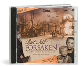 But not forsaken cd