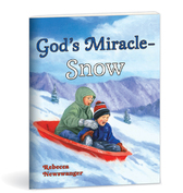 God's miracle snow