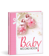 My baby record book girl