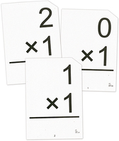 Flash cards   multiplication   division
