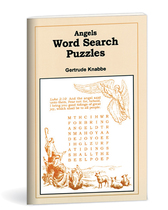 Angels word search puzzle