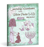 Learning numbers with bible facts 1 12