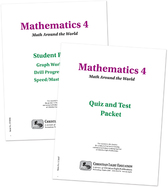 Mathematics 4 student materials