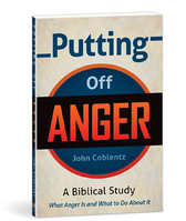 Putting off anger
